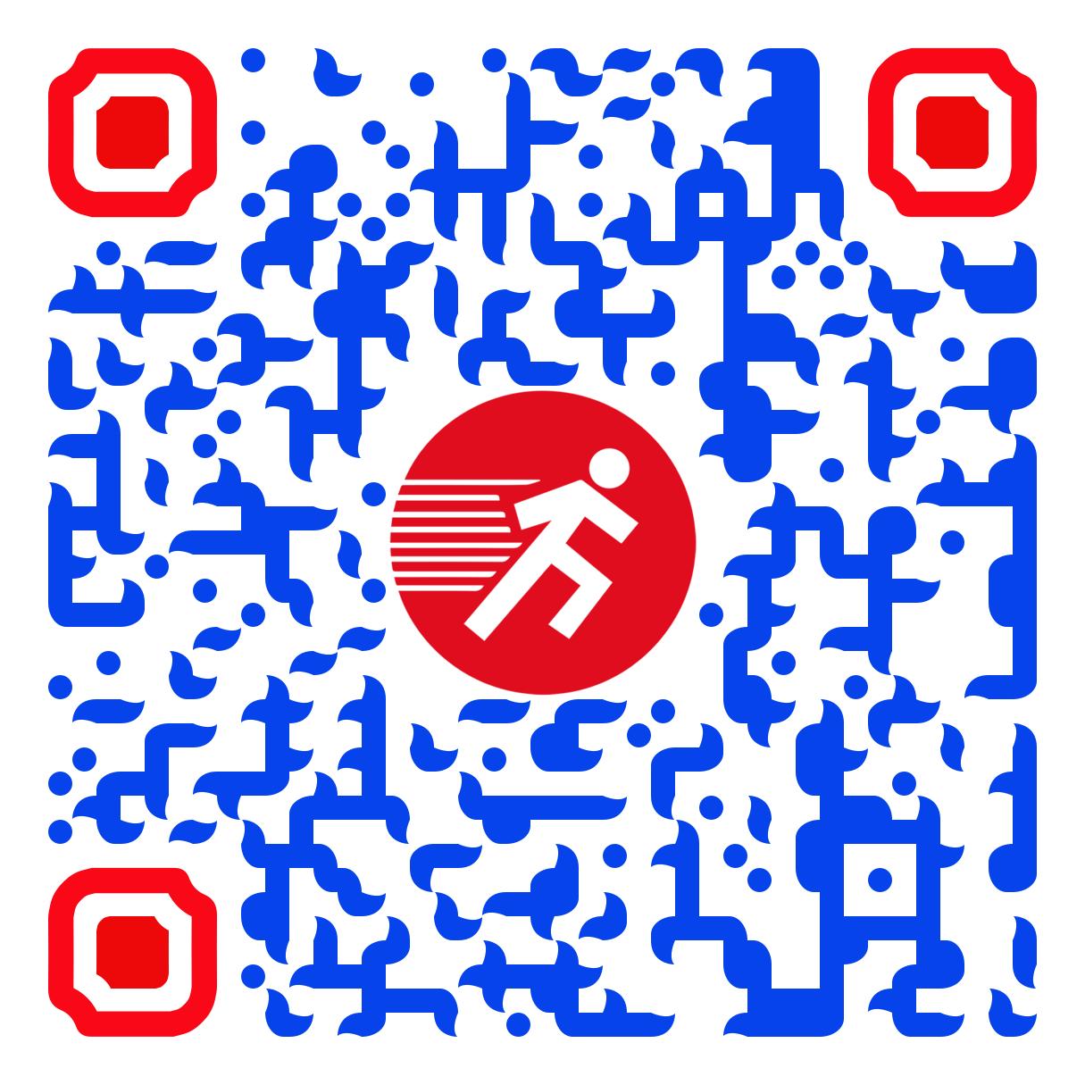 VLC Facebook qr-code